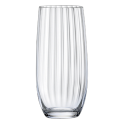 Bohemia Crystal Waterfall Hi-Ball Tumbler