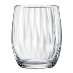 Bohemia Crystal Waterfall OF Tumbler