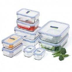 Glasslock Food Storage 10 pce Set