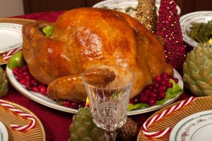 Carve the Perfect Christmas Turkey