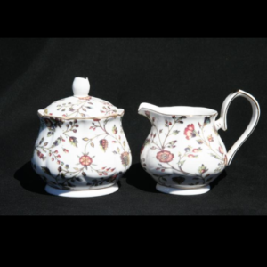 Royal Devonshire Jennibelle Sugar and Creamer Set